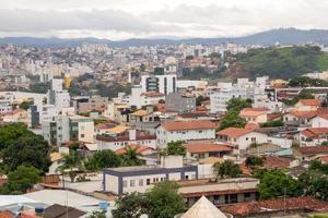 barrio de la libertad en belo horizonte - minas gerais foto