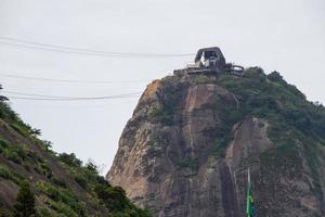 Sugarloaf Hill, in Rio de Janeiro, Brazil photo