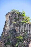 pico de la aguja de inhanga en copacabana foto