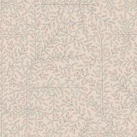 leaf and branch motif seamless repeat print pattern vector
