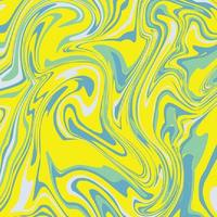 Abstract trendy yellow artwork design of marble background. vector