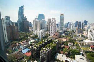 Cityscape of Bangkok, Thailand photo