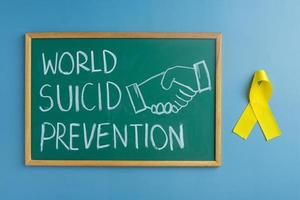World Suicide prevention day 10 September photo