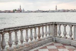 Venice from the waterfront photo