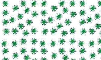 green leaves pattern background free vector