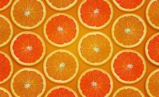 fondo de fruta naranja foto