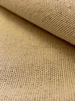 Fondo de tela doblado de textura de lona de estilo antiguo foto