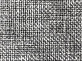 Textura de color gris lino natural como fondo foto