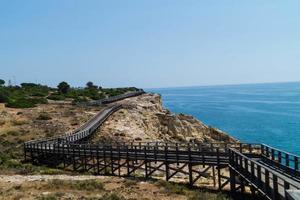 Trail of Algar Seco photo