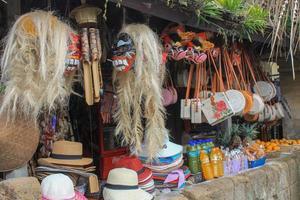 Barong and Rangda, Balinese souvenirs photo