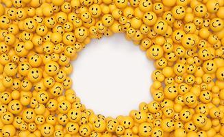 arreglo de emojis del día mundial de la sonrisa foto