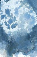 composición de textura de papel de salpicaduras de acuarela foto