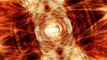 Shining Fire Vortex Energy Flows video