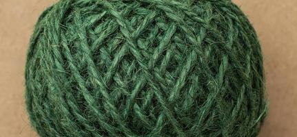 The rough rope texture composition photo