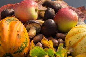 decoración anual de otoño foto