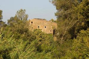 Torre del Bisbe, Farmhouse in the mountains of Collcerola photo