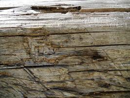 textura de fondo madera marrón, fractura de primer plano foto