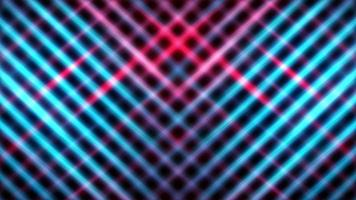 Diagonal Technology Neon Lights Shining Futuristically video