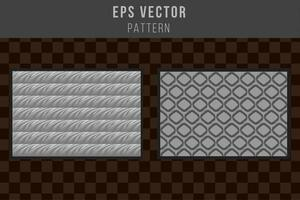 Grayscale pattern background seamless gray back ground black and white vector