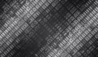 cinema screen for movie presentation. Pixel, mosaic spot, dot vector