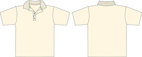 Cricket Shirts Half Sleeve vector