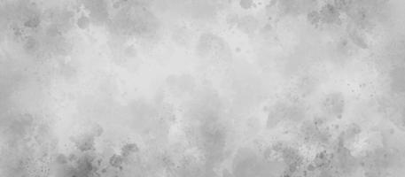 Ilustración de fondo de textura de acuarela gris foto