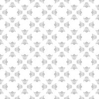 Abstract Seamless pattern hand drawn Vector illustration