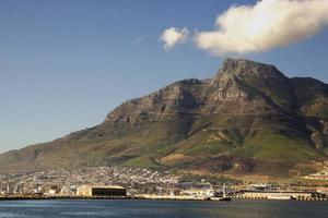 paisajes asombrosos de sudáfrica, vistas de sudáfrica foto