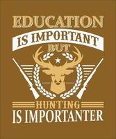 Education is important vector