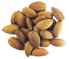 Almond dry fruits photo