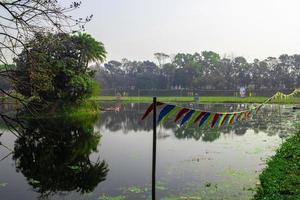 A beautiful lake image photo