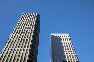 Fachada del edificio en San Francisco, Estados Unidos de América foto