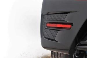 adornos adicionales para mejorar la apariencia del vehículo foto