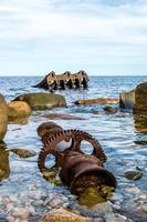 SS Ethie wreck Gros Morne National Park Newfoundland Canada photo
