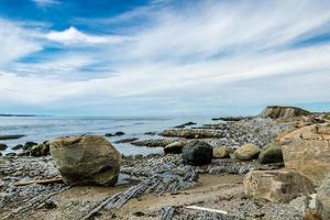 beach Steve's trail. Gros Morne National Park, Newfoundland, Canada photo