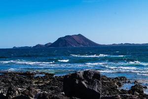 Corralejo Fuerteventura spain photo