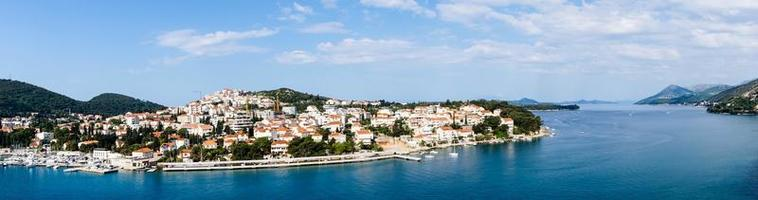 the new port of Dubrovnik photo
