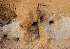 Sandstone Formation Highland Road near Culver OR photo