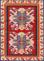 Asian Traditional Fabric Design Carpet photo