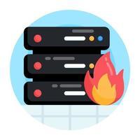 Data base Burn vector