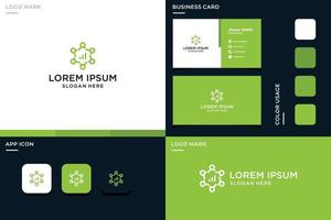 person or team logo with investment bar. Premium Vectors. vector