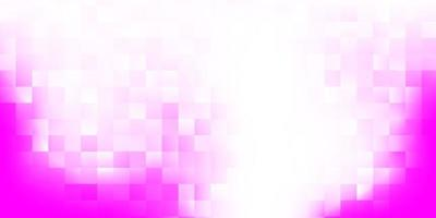 Light pink vector background with random forms.