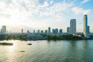 ciudad de bangkok en tailandia foto