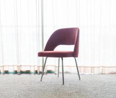 Beautiful luxury sofa decoration in livingroom interior for background photo