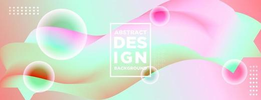 Luxurious and elegant abstract geometric template vector
