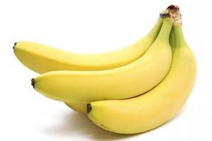 plátano fresco nutritivo foto