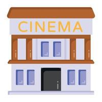 Cinema and Theater vector
