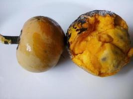 Fresh Ripe Egg Fruit photo