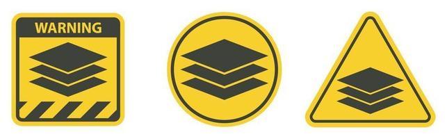 Layers Icon Symbol vector