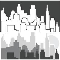 diseño de logotipos inmobiliarios, inmobiliarios y de construcción vector